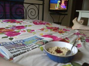 porridge sat