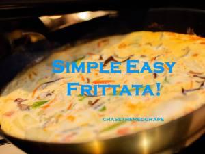 Simple Easy Frittata!