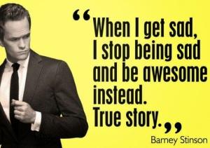 Barney Stinson Quote Meme