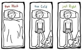 hot v cold