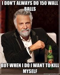 wall ball killer