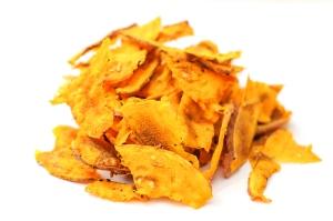 20140508 - Sweet Potato Crisps